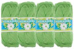 ромашка-3904-зелёный-светлый