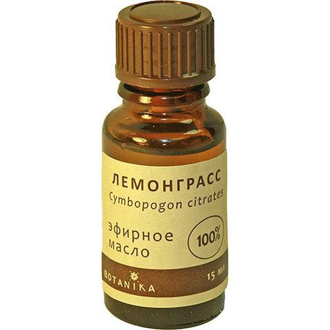 Лемонграсс - эфирное масло