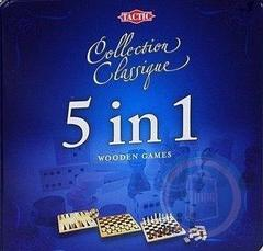 5 in 1 Tin Box