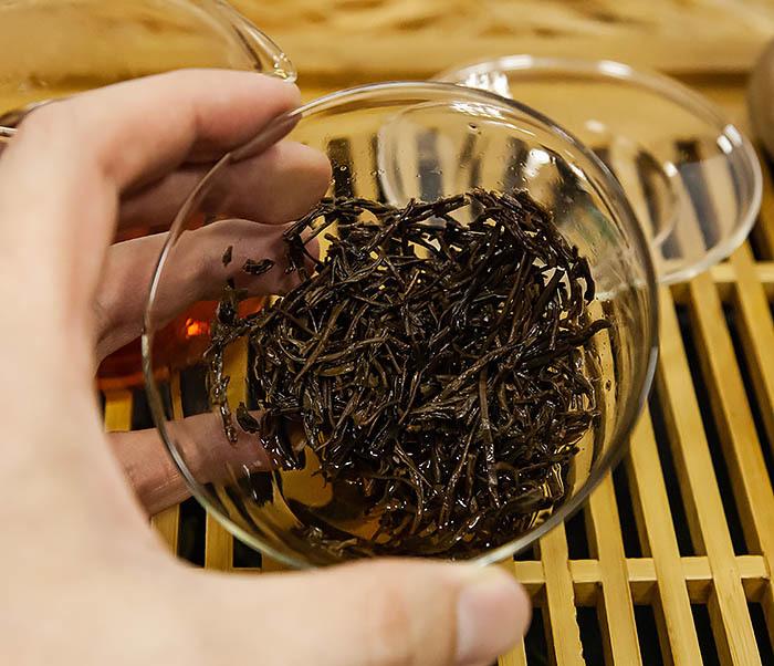 TEA-CH108-2 Красный чай «Чжэнь Шань Сяо Чжун» (Лапсанг Сушонг,  сорт «ААА», 50 гр) фото 11