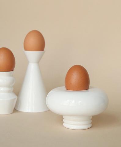 Подставка под яйцо бублик