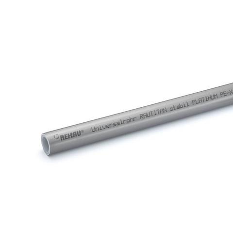 Rehau Rautitan Stabil Platinum 25х3.7 мм. труба универсальная (11234071050) в бухте 50 м - 1 м