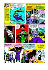 Тревожные Истории #52. (Первое появление Чёрной Вдовы)
