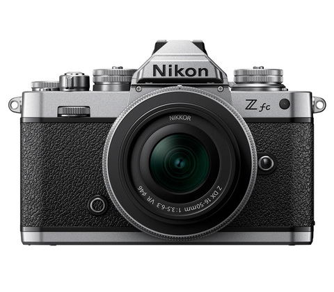 Фотоаппарат Nikon Z fc Kit 16-50mm VR