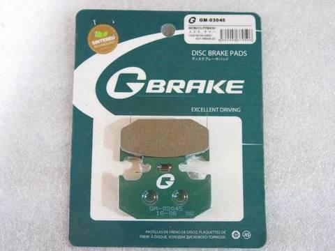 Тормозные колодки G-brake 03045 Suzuki DR  RMX  Yamaha XT 225 YZ