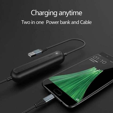 Купить кабель с Power Bank Hoco U22 Type C