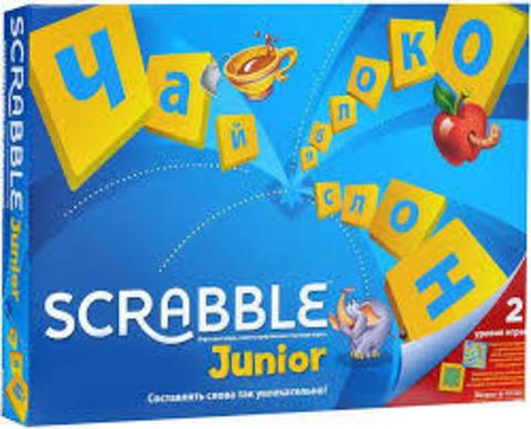 Scrabble Junior (Rus)