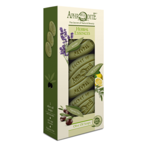 Набор мыла оливкового