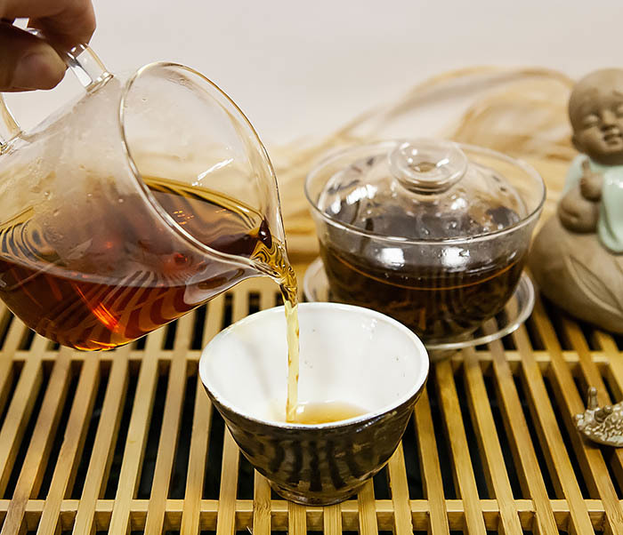 TEA-CH108-2 Красный чай «Чжэнь Шань Сяо Чжун» (Лапсанг Сушонг,  сорт «ААА», 50 гр) фото 12