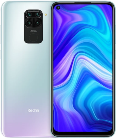 Смартфон Xiaomi Redmi Note 9 NFC 4/128GB Белый (Polar White)