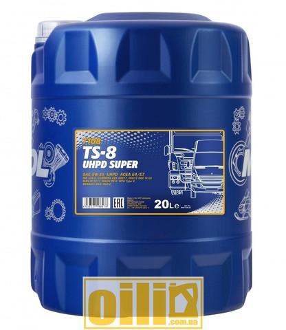 Mannol 7108 TS-8 UHPD SUPER 5W-30 20л