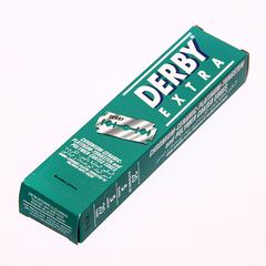 Сменные лезвия Derby Extra