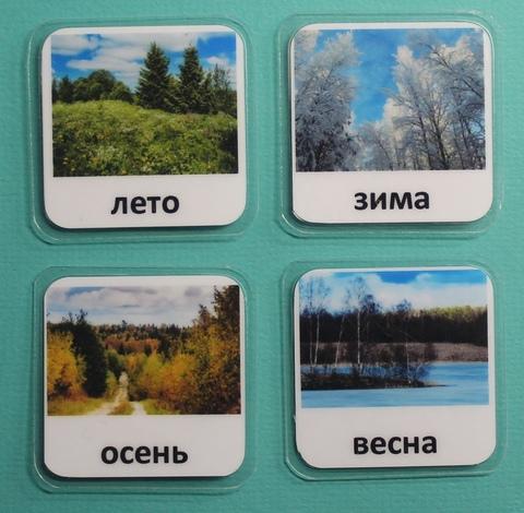 Карточки PECS