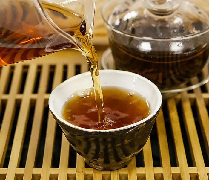 TEA-CH108-2 Красный чай «Чжэнь Шань Сяо Чжун» (Лапсанг Сушонг,  сорт «ААА», 50 гр) фото 13
