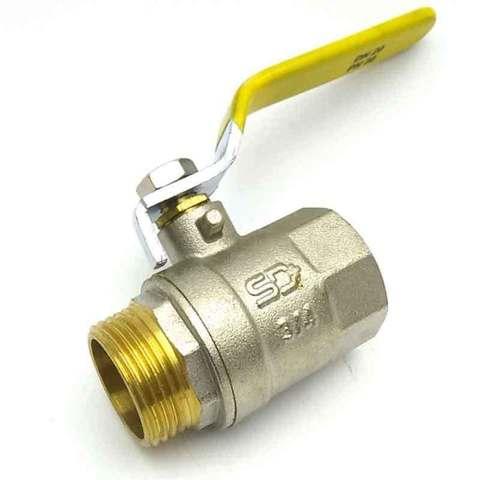 шаровой кран для газа 3 4
