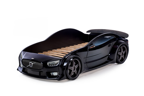 Объемная (3d) кровать-машина EVO