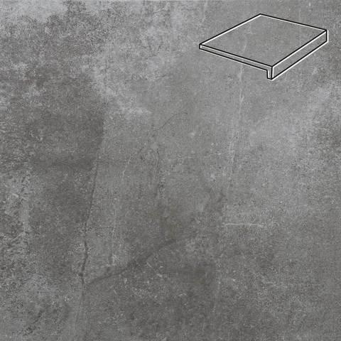Stroeher - Keraplatte Aera 710 crio 294x175x52x10 артикул 4817 - Клинкерная ступень, прямой угол