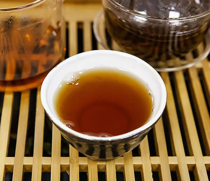 TEA-CH108-2 Красный чай «Чжэнь Шань Сяо Чжун» (Лапсанг Сушонг,  сорт «ААА», 50 гр) фото 14