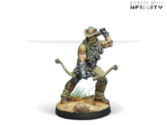 Hardcase Frontiersman (вооружен Tactical Bow)