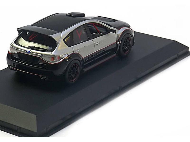 """Коллекционная модель Subaru Impreza WRX STi  2009 года """"Fast & Furious"""" (из к/ф """"Форсаж IV"""")"""