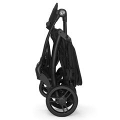 Коляска прогулочная Kinderkraft Cruiser Black