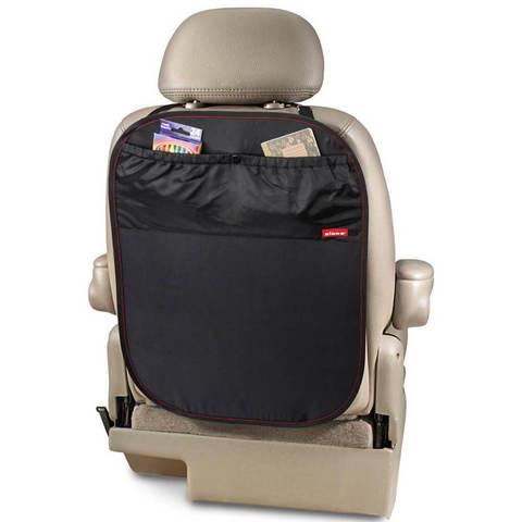Diono Чехол для cпинки переднего автомобильного сидения Stuff'n' Scuff, черный