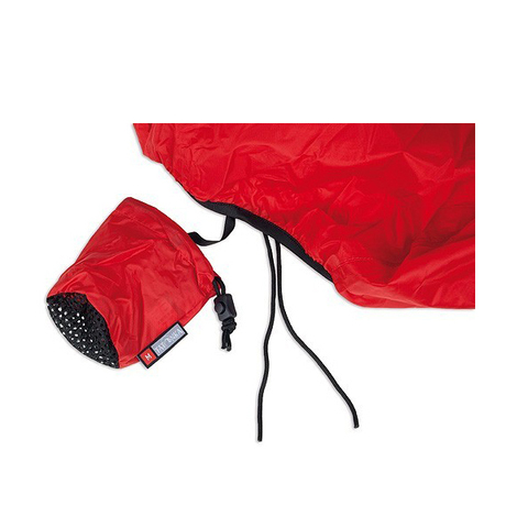 Картинка чехол от дождя Tatonka Rain Flap Xl red - 4