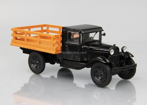 Ford-AA USSR black 1:43 DeAgostini Auto Legends USSR #222