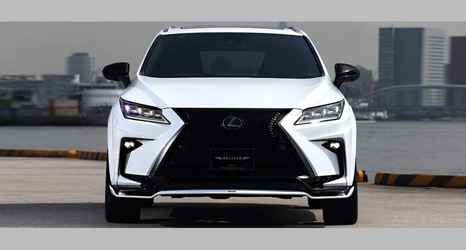 Обвес Artisan Spirits для Lexus RX200t/RX450h