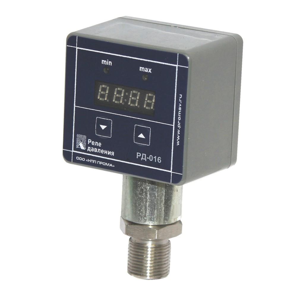 РД-016, реле давления