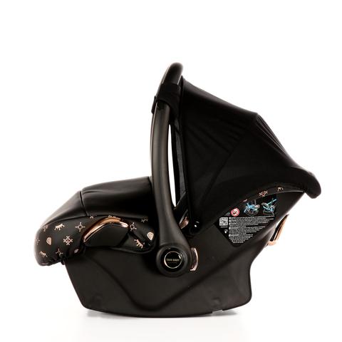 Автокресло TAKO LARET IMPERIAL (Ткань/кожа) черный  ATLI-04