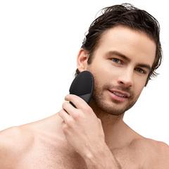 Foreo Очищающая щетка для лица и бороды LUNA 3 for Men