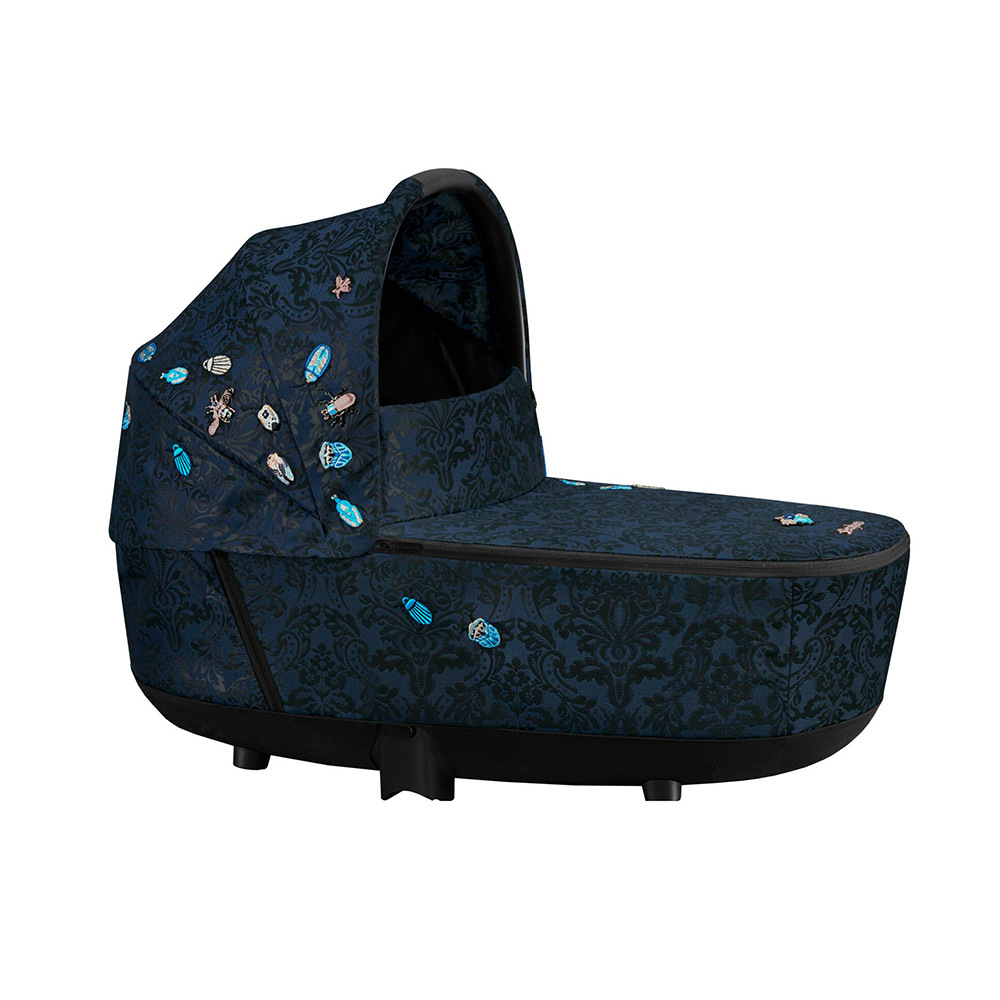 Цвета спального блока Priam Спальный блок Cybex Lux Carrycot  Priam III Jewels of Nature 10269_1_21-PRIAM-LUX-Carry-Cot-Design-PLUS-Jewels-of-Nature.jpg