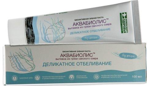 Зубная паста «Деликатное отбеливание»™Формула Здоровья