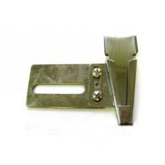 Фото: Окантователь для изготовления  шлевки  А36 20 мм-10 мм