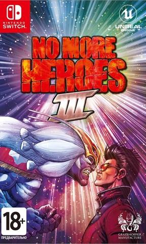 No More Heroes 3 (Nintendo Switch, английская версия)