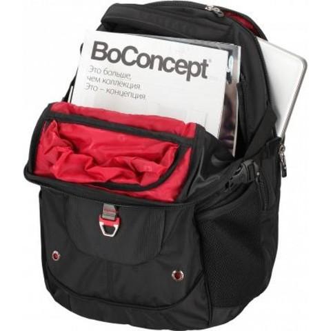 Картинка рюкзак для ноутбука Wenger 6968201408  - 4