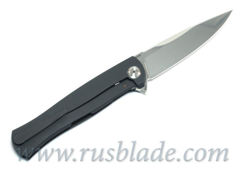 Cheburkov Pike M390 Custom one-off Folding Knife - фотография