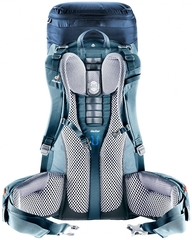 Deuter Aircontact Lite 50+10 Black-Graphite - рюкзак туристический - 2