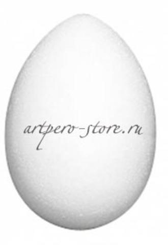 Яйцо из пенопласта (выбрать размер)