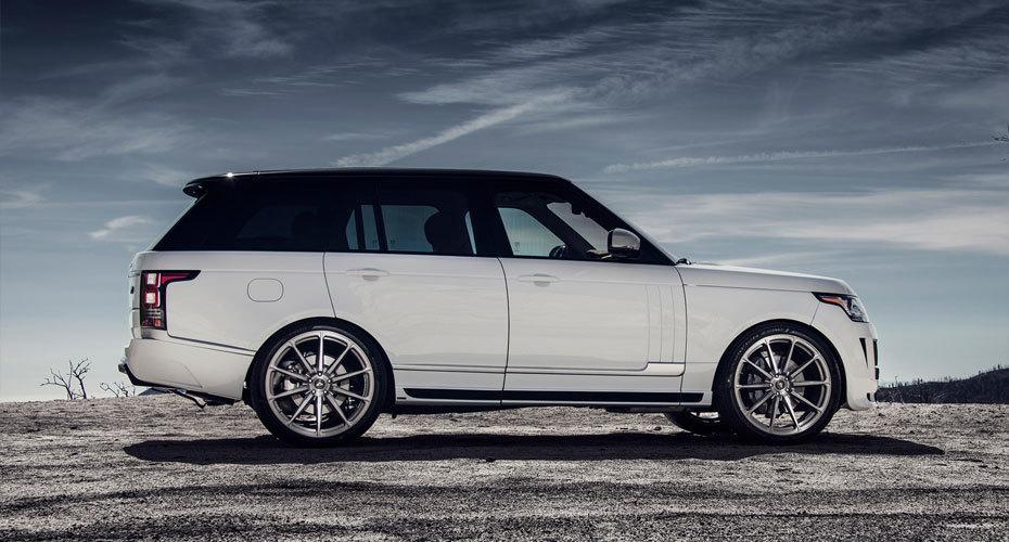Обвес Vorsteiner для Range Rover Vogue 4
