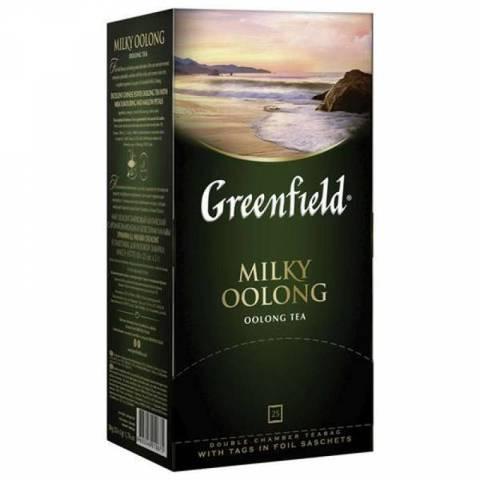 "Чай ""Greenfield"" Milky Oolong 25*1,8г"