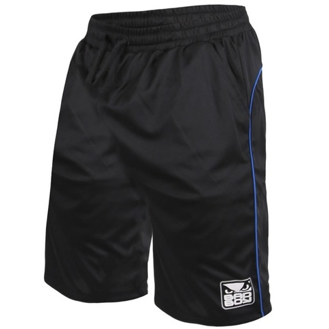 Шорты Bad Boy Champion Shorts - Black/Blue
