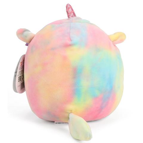 Мягкая игрушка сквиш антистресс Squishmallows Единорог Эсмеральда