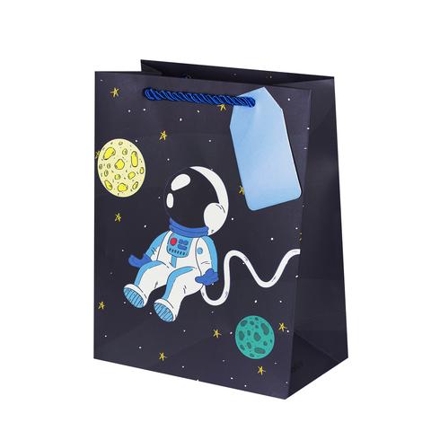 Пакет подарочный Space 18*23*10 2