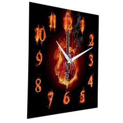 Настенные часы «gitara»