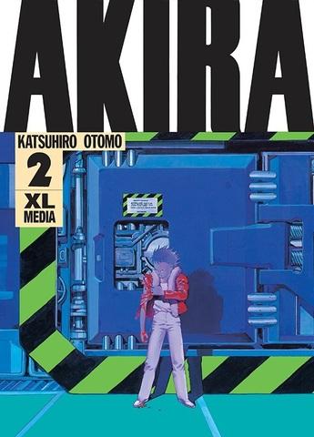 Akira. Том 2