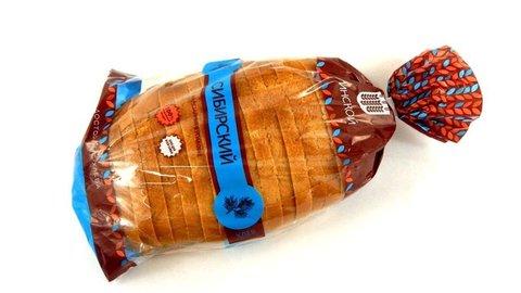 """Хлеб """"Инской"""" Сибирский  нарезка 450г"""