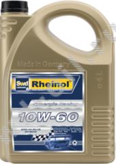 Моторное масло Swd Rheinol Synergie Racing 10W-60 4л