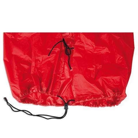 Картинка чехол от дождя Tatonka Rain Flap Xl red - 5